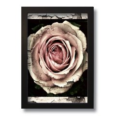 QUADRO DARK FLOWER na internet
