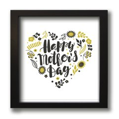 QUADRO HAPPY MOTHER DAY 2
