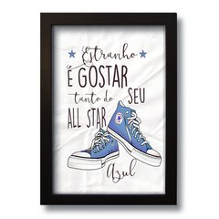 QUADRO ALL STAR AZUL na internet