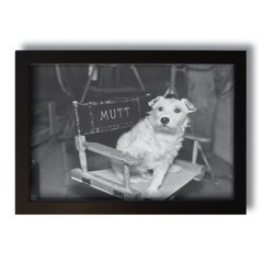QUADRO DOG RETRO na internet