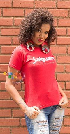 Salgueiro - Camisa Feminina Geografia Carioca