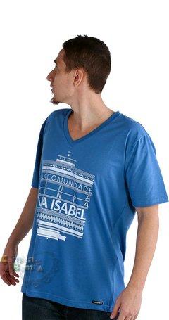 Vila Isabel - Camisa Casual Gola V