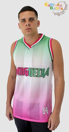 MS - Regata Estilo NBA Super Campeã 84