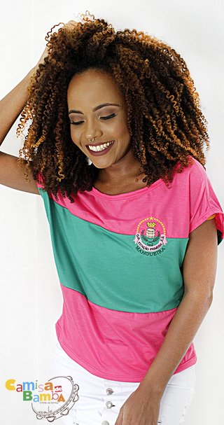 mangueira-verde e rosa-baby look-samba-bamba-carnaval d680900ca3f