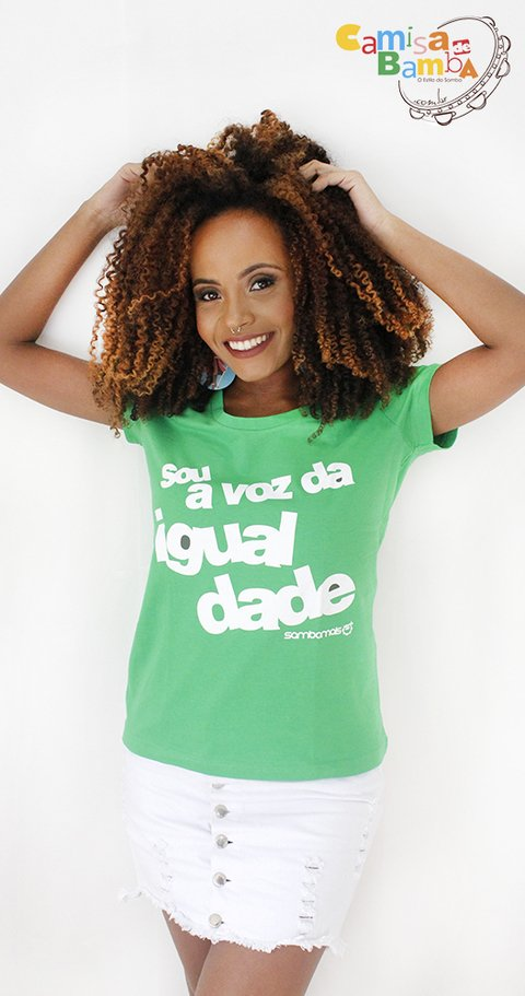 Mocidade Independente - Baby Look