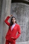 Blazer Sally Rojo