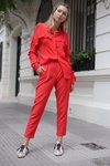 Pantalon Sally Rojo