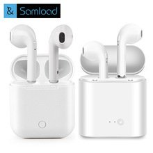 Auriculares Inalambricos I7s Tws / Iphone /android (blanco) en internet