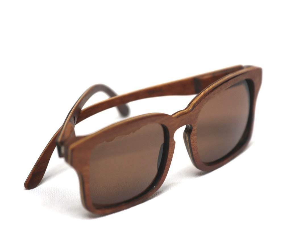 Óculos de Sol em Madeira - Modelo Louis b8f40dc3fc