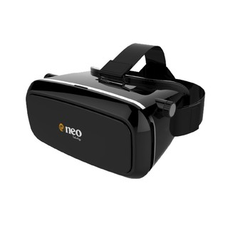 VR Box Plus Negro con control remoto bluetooth VR310