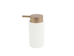 DISPENSER PREMIUM BLANCO COBRE 14x7
