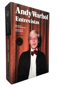ENTREVISTAS ANDY WARHOL 1962-1987 - K. Goldsmith