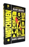 WATCHMEN - Deluxe Edition - Alan Moore