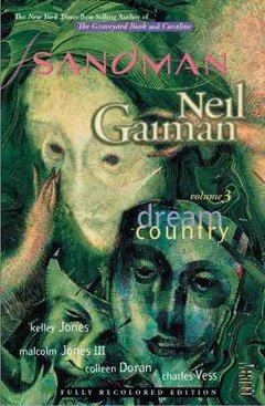 Sandman Vol 3 Dream Country Tpb Inglés