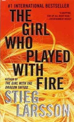 The Girl Who Played With Fire Inglés Stieg Larson