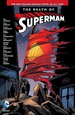 Death Of Superman Tpb Inglés Jurgens Doomsday