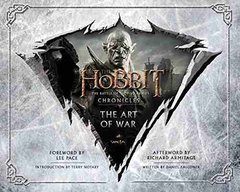 Hobbit Battle Of The Five Armies Art Of War Hc Inglés