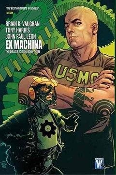 Ex Machina Book Three Tpb Inglés Vaughan