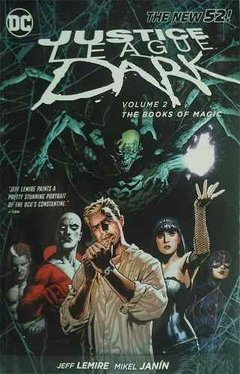 Justice League Dark Vol 2 Tpb Inglés