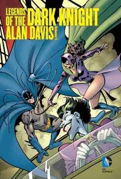Batman Legends Of The Dark Knight Alan Davis Hc Inglés