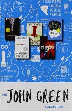 The John Green Collection · The Fault in Our Stars, Looking for Alaska, Paper Towns, An Abundance of Katherines and Will Grayson, Will Grayson (co-written with David Levithan) en internet
