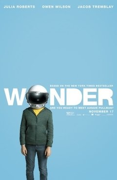 Wonder Movie Tie-in Inglés Palacio - comprar online