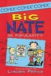 Big Nate Mr Popularity Inglés