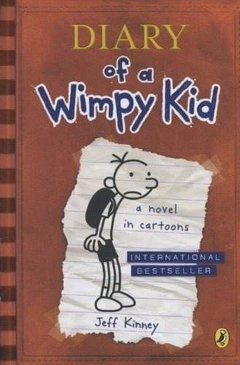 Diary Of A Wimpy Kid Inglés