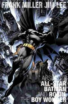 Absolute All Star Batman & Robin Hc Inglés Frank Miller