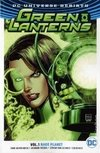 Green Lanterns Vol 1 Tpb Inglés Rebirth