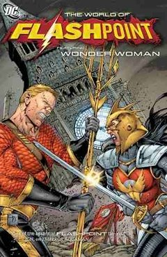 Flashpoint The World Featuring Wonder Woman Tpb Inglés