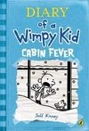 Diary Of A Wimpy Kid 6 Cabin Fever Inglés