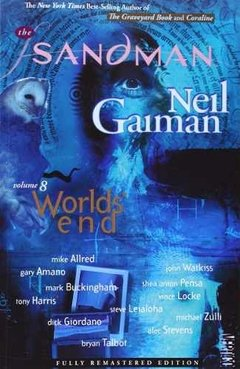 Sandman Vol 8 World's End Tpb Inglés