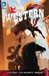All Star Western Vol 2 Tpb Inglés Batman Button