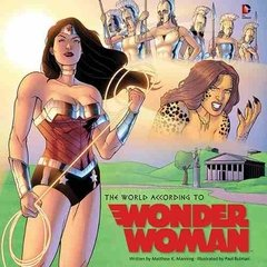 The World According To Wonder Woman Inglés