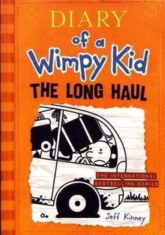 Diary Of A Wimpy Kid Tomo 9 Inglés The Long Haul