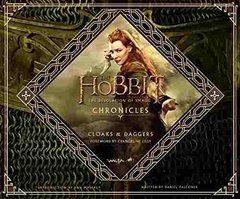 The Hobbit Chronicles Cloaks & Daggers Hc Inglés