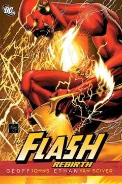 Flash Rebirth Inglés Johnss