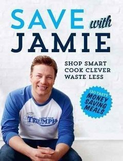 Save With Jamie Oliver Inglés Hc