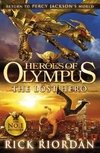 Heroes Of Olympus The Lost Hero Inglés