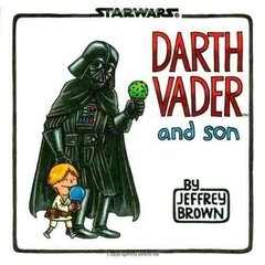 Darth Vader And Son Inglés