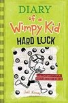 Diary Of A Wimpy Kid Tomo 8 Inglés Hard Luck