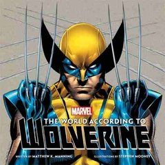 The World According To Wolverine Inglés Logan