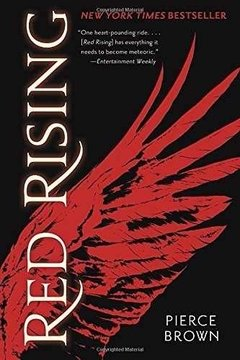 Red Rising Pierce Brown Inglés