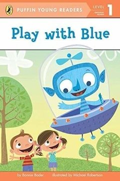 Play With Blue Level 1 Inglés