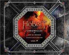 The Hobbit Chronicles Art & Design Hc Inglés