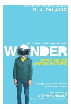 Wonder Movie Tie-in Inglés Palacio