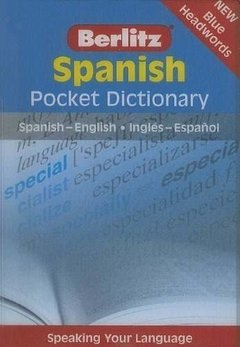 Diccionario Berlitz Pocket Spanish-english Español-inglés
