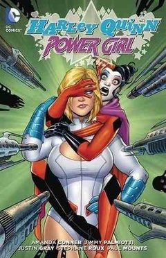 Harley Quinn And Power Girl Tpb Inglés Batman Joker