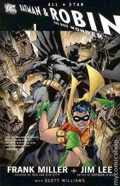 All Star Batman & Robin Tpb Inglés Frank Miller